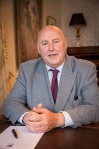 Rudi De Meerleire Ceremoniemeester