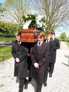 dragers kohinoor begrafenissen